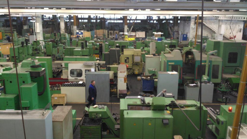 Производственная площадка 1